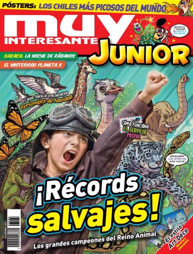 Imagen de apoyo de  Muy Interesante Junior - 10/12/19
