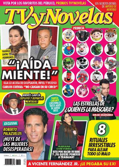 Imagen de apoyo de  TV y Novelas México - 05/10/20