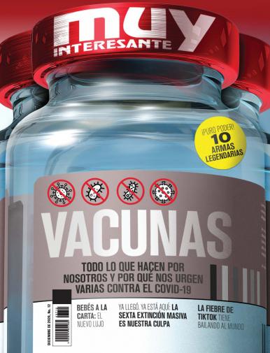 Imagen de apoyo de  Muy Interesante Latinoamérica - 10/12/20