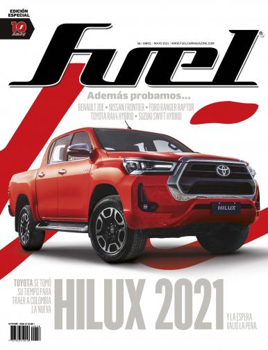 Imagen de apoyo de  Fuel Car Magazine - 27/04/21