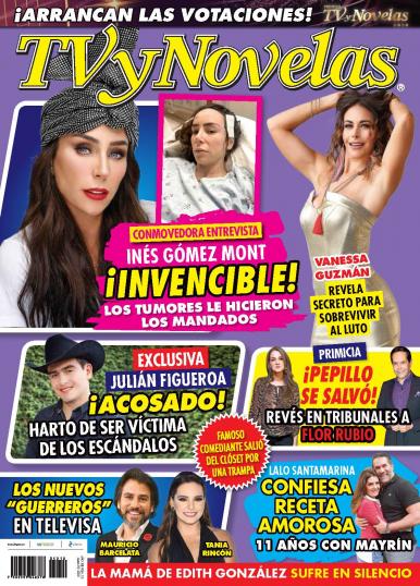 Imagen de apoyo de  TV y Novelas México - 09/03/20