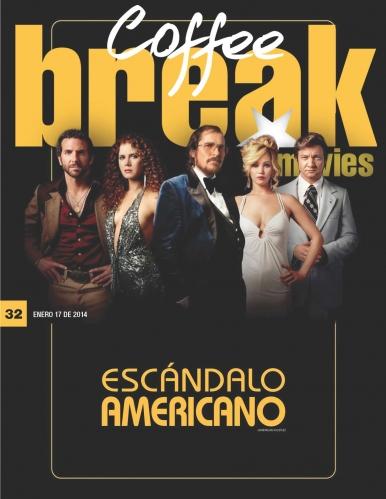 Imagen de apoyo de  Coffee Break Movies - 17/01/14