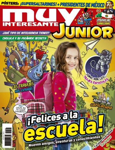 Imagen de apoyo de  Muy Interesante Junior - 20/08/19