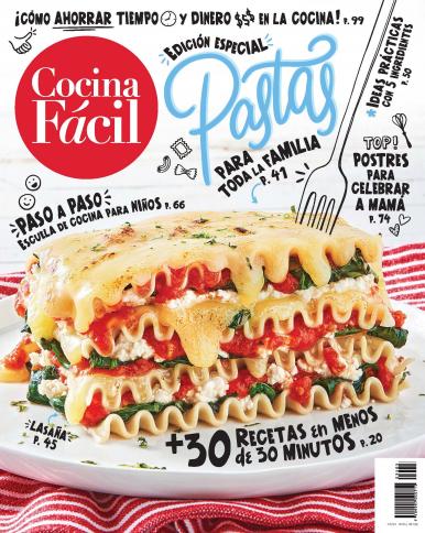 Cocina Fácil Network - 01/05/20