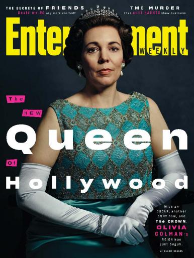 Imagen de apoyo de  Entertainment Weekly - 01/09/19
