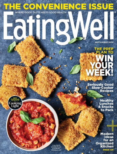 Imagen de apoyo de  EatingWell - 01/09/19