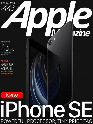 Imagen de apoyo de  AppleMagazine - 24/04/20