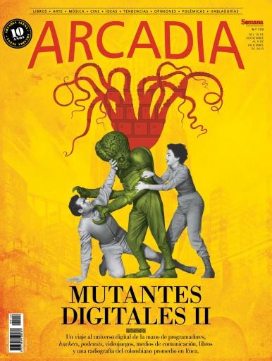 Arcadia - 23/11/15