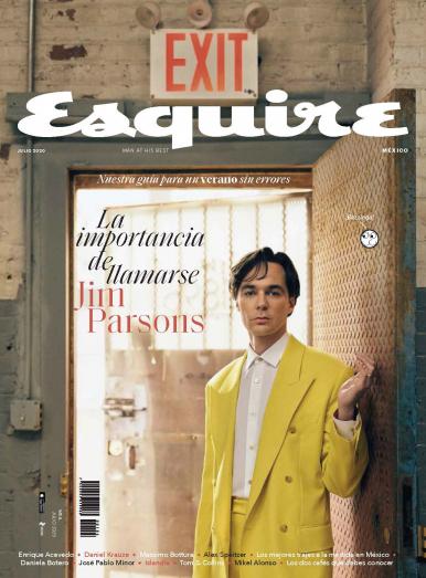 Imagen de apoyo de  Esquire - 01/07/20
