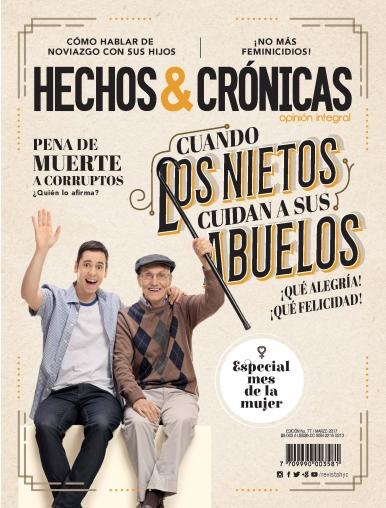 Imagen de apoyo de  Hechos & Crónicas - 01/03/17