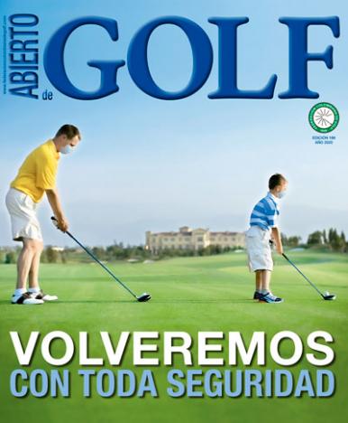 Imagen de apoyo de  Abierto de Golf - 28/04/20