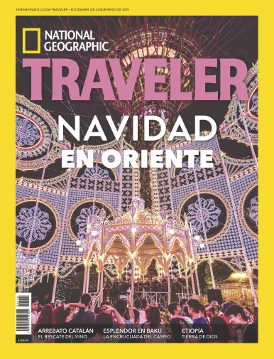 National Geographic Traveler - 15/12/18