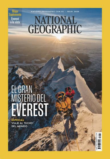 Imagen de apoyo de  National Geographic España - 01/07/20