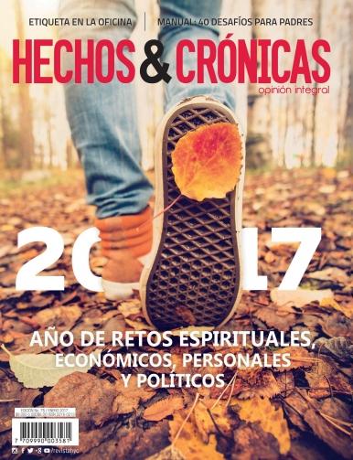 Imagen de apoyo de  Hechos & Crónicas - 02/01/17