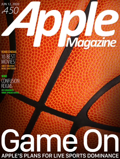 Imagen de apoyo de  AppleMagazine - 12/06/20