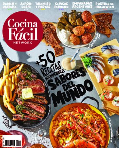 Imagen de apoyo de  Cocina Fácil Network - 25/09/19