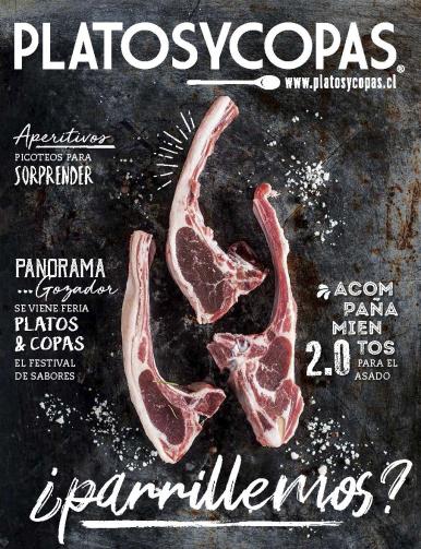 Imagen de apoyo de  Platos y copas - 09/10/19
