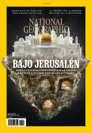 Imagen de apoyo de  National Geographic - 01/12/19