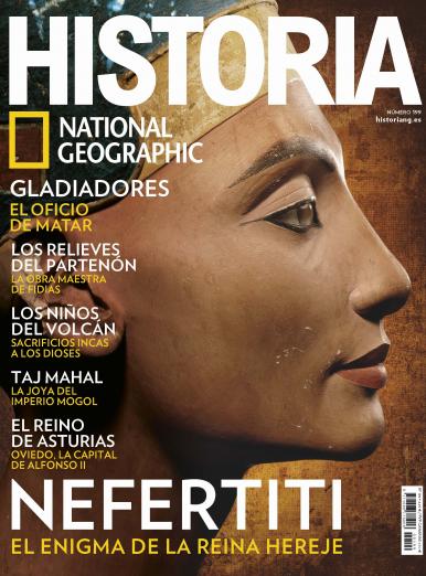 Imagen de apoyo de  National Geographic Historia - 01/07/20