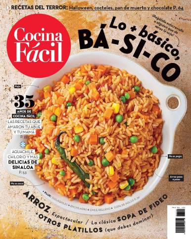 Imagen de apoyo de  Cocina Fácil Network - 01/10/20