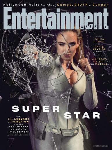 Imagen de apoyo de  Entertainment Weekly - 01/08/19