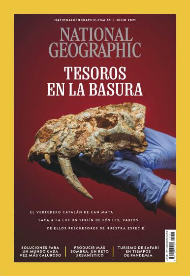 Imagen de apoyo de  National Geographic España - 22/06/21