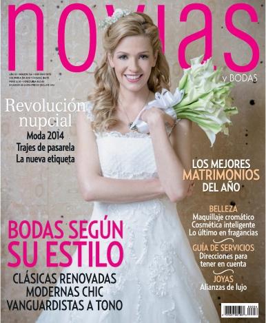Imagen de apoyo de  Novias y Bodas - 12/11/13