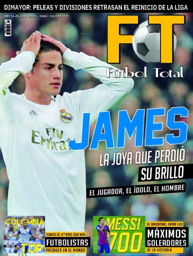 Fútbol Total - 13/07/20