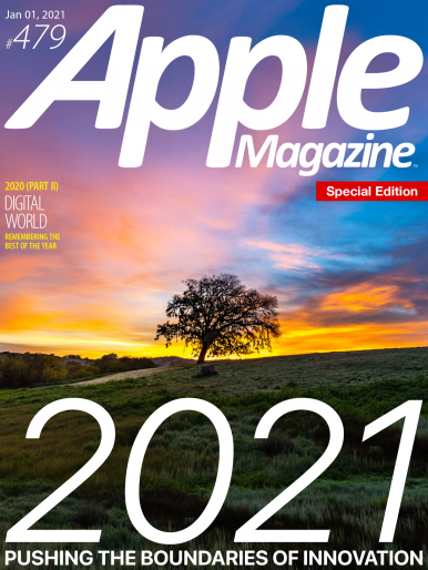 Imagen de apoyo de  AppleMagazine - 01/01/21