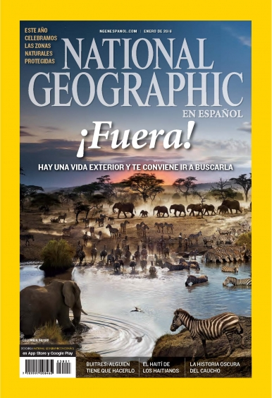 National Geographic - 15/01/16
