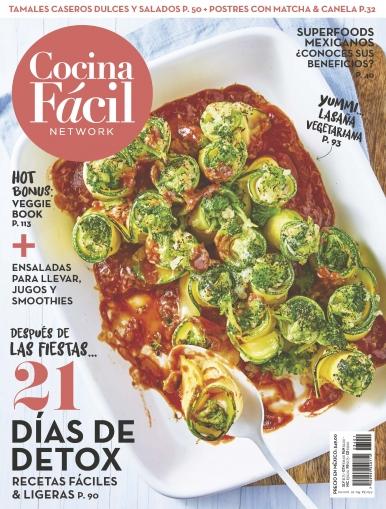 Imagen de apoyo de  Cocina Fácil Network - 03/01/19