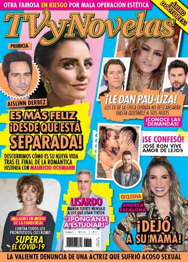 Imagen de apoyo de  TV y Novelas México - 11/05/20
