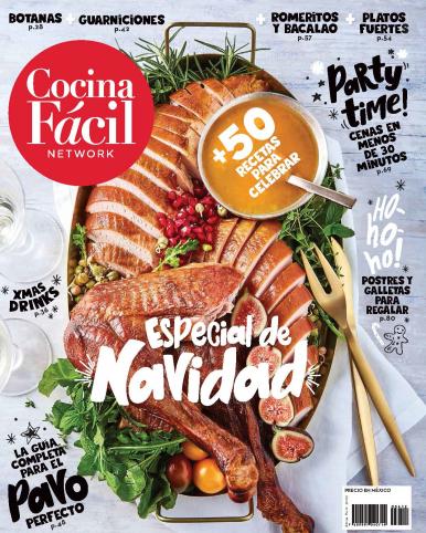 Imagen de apoyo de  Cocina Fácil Network - 29/11/19