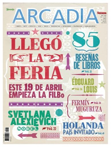 Arcadia - 13/04/16