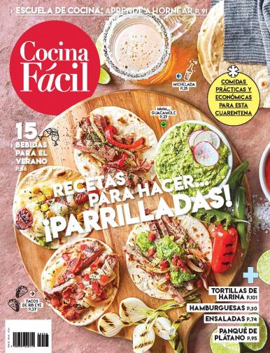 Imagen de apoyo de  Cocina Fácil Network - 01/06/20