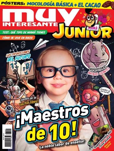 Imagen de apoyo de  Muy Interesante Junior - 15/05/19