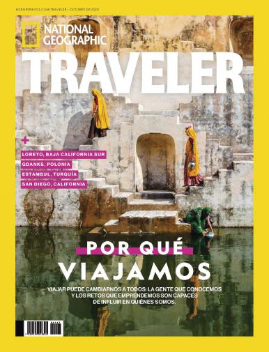 Imagen de apoyo de  National Geographic Traveler - 01/10/20