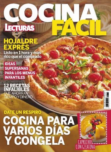 Imagen de apoyo de  Cocina Fácil - 01/06/20
