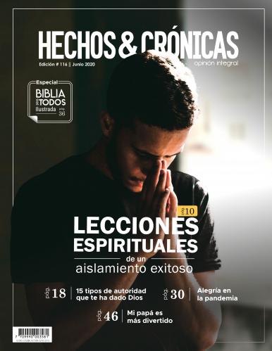 Imagen de apoyo de  Hechos & Crónicas - 01/06/20