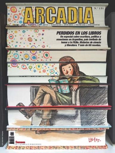 Arcadia - 17/04/18