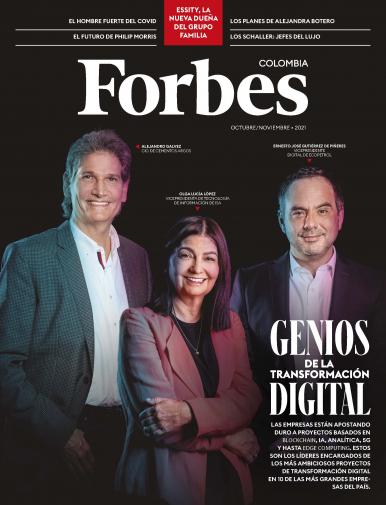 Imagen de apoyo de  Forbes Colombia - 09/10/21