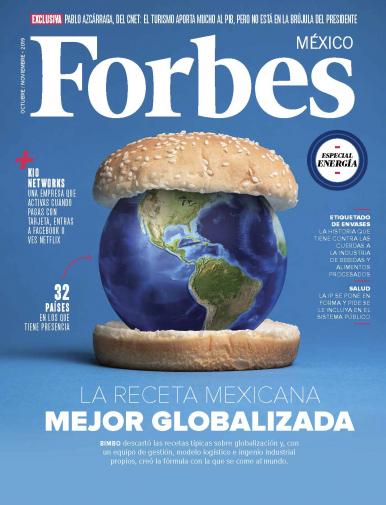 Imagen de apoyo de  Forbes México - 21/10/19
