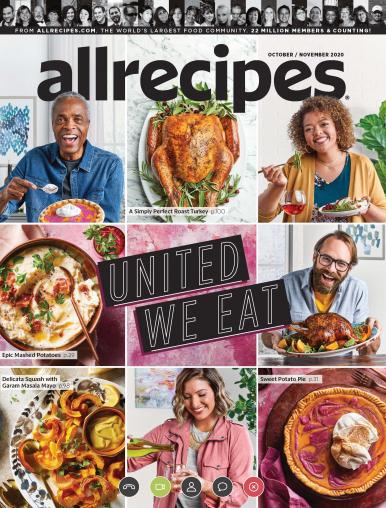 Imagen de apoyo de  Allrecipes - 01/10/20