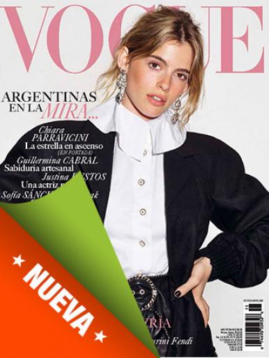 Imagen de apoyo de  Vogue Latinoamérica - 01/11/19