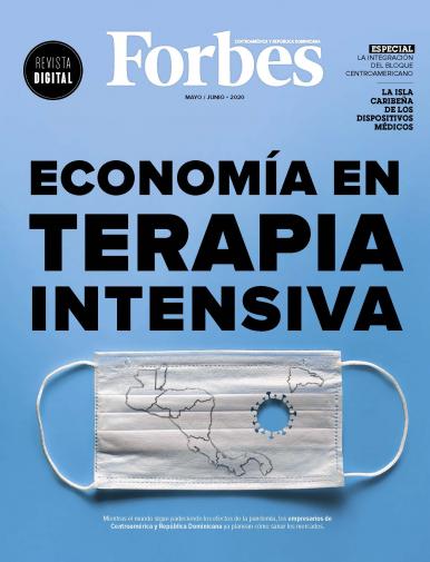 Imagen de apoyo de  Forbes Centro América - 14/05/20