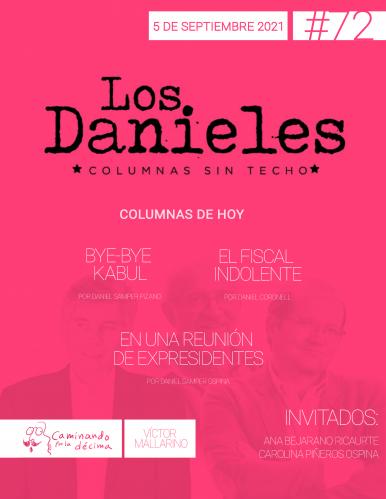 Imagen de apoyo de  Los Danieles  - 05/09/21