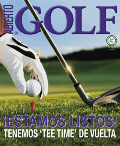 Imagen de apoyo de  Abierto de Golf - 26/06/20