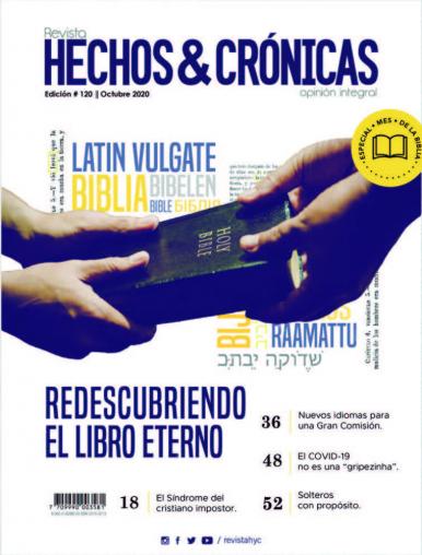 Imagen de apoyo de  Hechos & Crónicas - 01/10/20