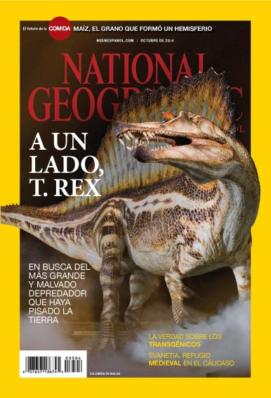 National Geographic - 10/11/14