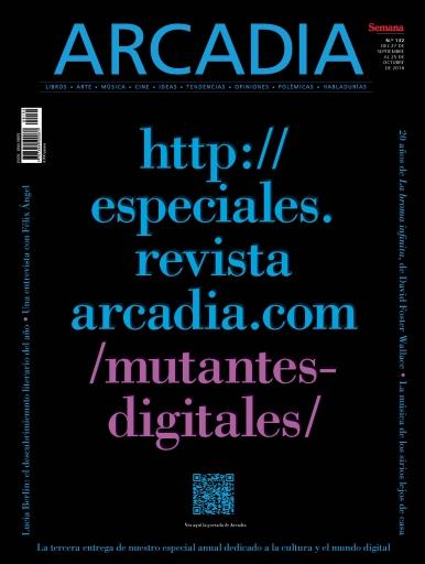 Arcadia - 26/09/16